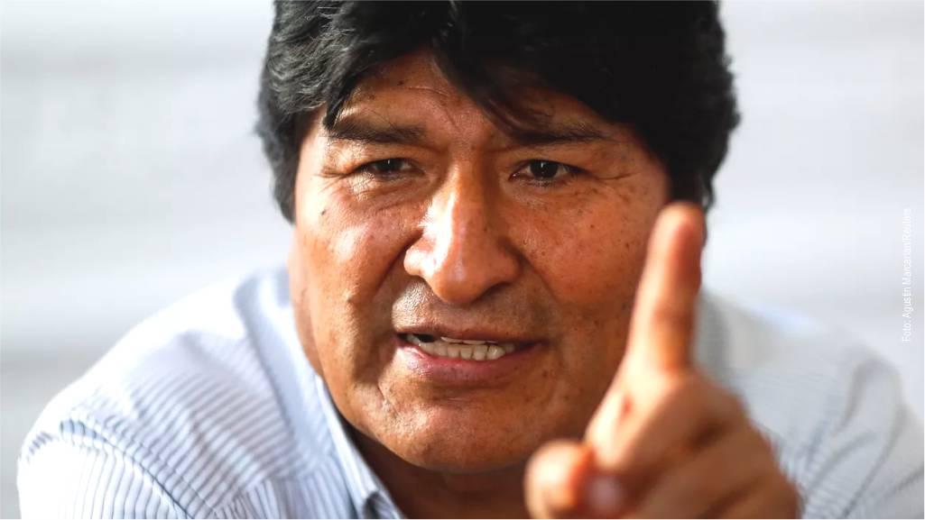 Bolívia pede que governo argentino repudie declarações de Morales