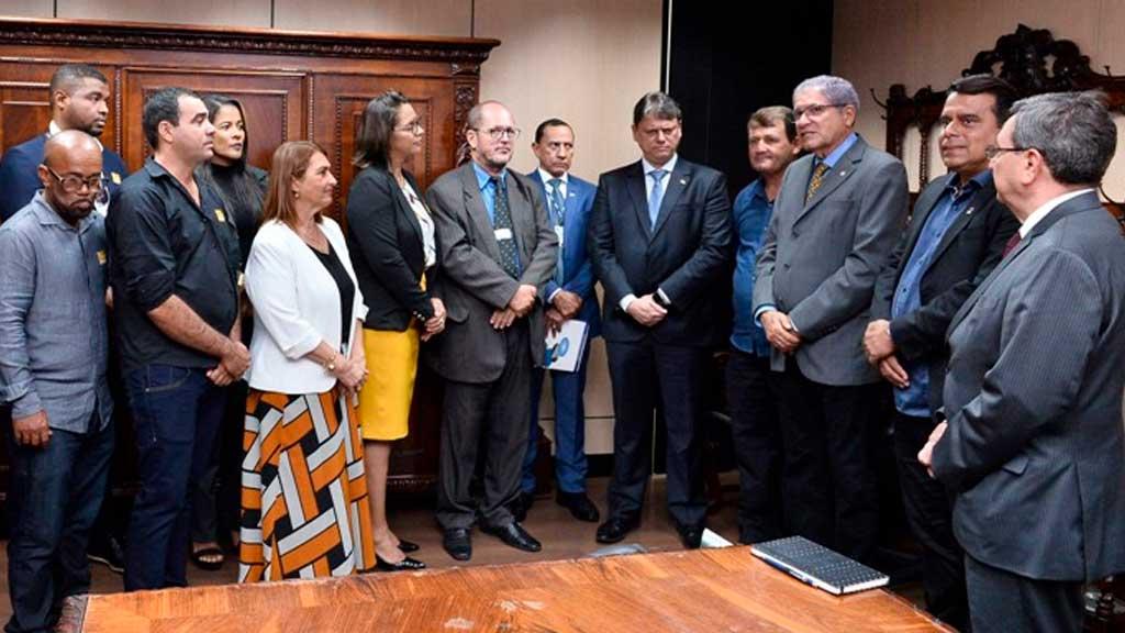 Correntina: José Rocha consegue apoio para a construção do anel viário