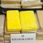 Militar brasileiro é apreendido com 39 quilos de cocaína na Espanha