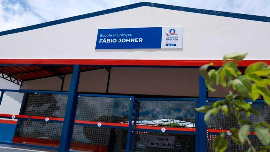 Prefeitura entrega segunda escola em LEM