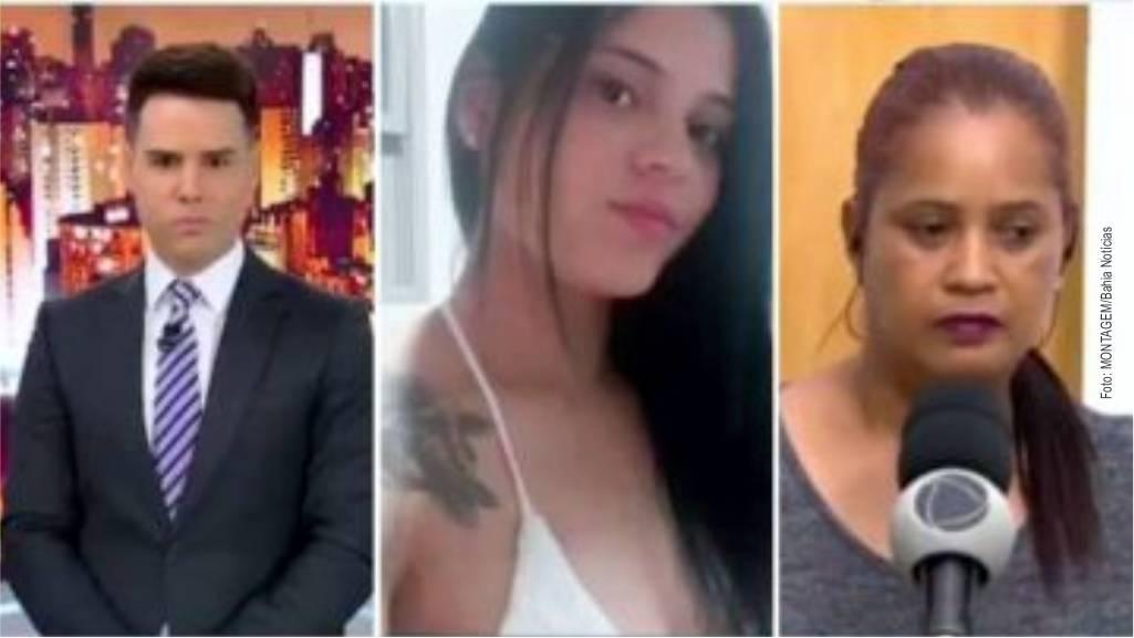 Vídeo: mãe descobre ao vivo que filha foi assassinada e desmaia
