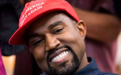 Rapper Kanye West anuncia a sua candidatura a presidência dos EUA