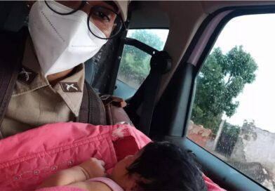 'Em 11 anos, nunca presenciei nada parecido', diz PM que atuou no resgate de bebê achada em caixa de papelão em Salvador