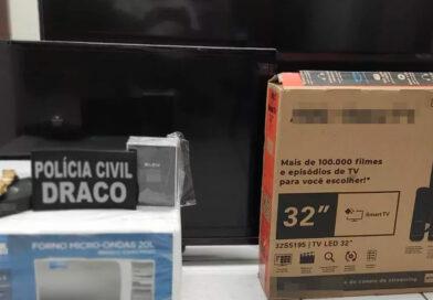 Funcionário de empresa franqueada dos Correios é preso por desviar encomendas em Salvador